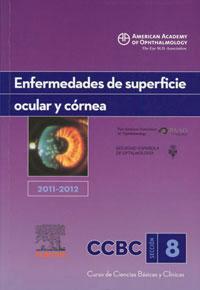 Traducción médica, Enfermedades de superficie ocular y cornea.