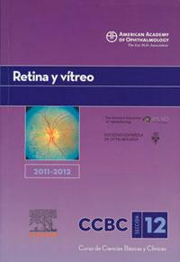 traducción médica de la retina y el vítreo