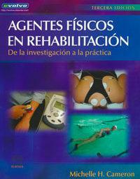 traducción médica de agentes físicos en rehabilitación