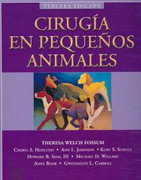 traducción veterinaria de cirugía en pequeños animales