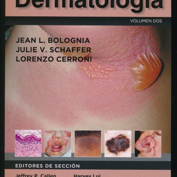 Traducción médica de la Cuarta edición dermatologia. Volumen 2