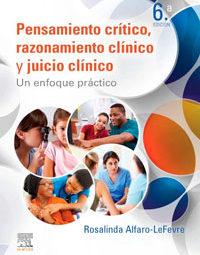 traducción médica del pensamiento crítico, razonamiento clínico y juicio clínico
