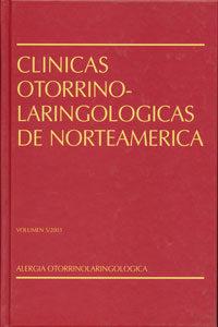 traducción médica de las Clínicas Otorrinolaringológicas de Norteamérica. Alergia Otorrinolaringológica