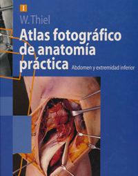traducción médica del Atlas Fotográfico de Anatomía Práctica. Abdomen y Extremidad Inferior