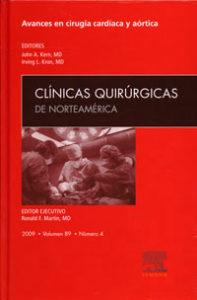 traducción médica de las Clínicas Quirúrgicas de Norteamérica. Avances en Cirugía Cardíaca y Aórtica