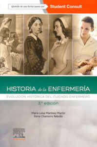 producción editorial de la Historia de la Enfermería
