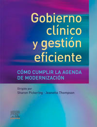 traducción médica de Gobierno Clínico y Gestión Eficiente