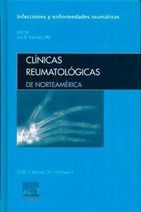 traducción médica de las Clínicas Reumatológicas de Norteamérica. Infecciones y Enfermedades Reumáticas