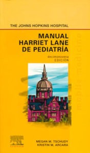 traducción médica del manual Harriet Lane de pediatría 19ª