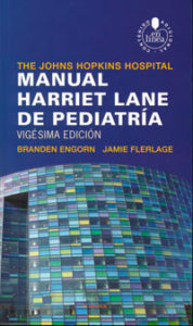 traducción médica del manual Harriet Lane de pediatría 20ª