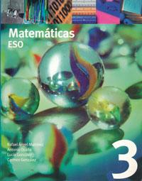 producción editorial de Matemáticas 3ºESO