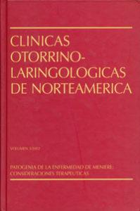 traducción médica de las Clínicas Otorrinolaringológicas de Norteamérica. Enfermedad de Meniere