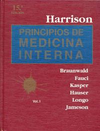 traducción médica de Harrison. Principios de Medicina Interna 15ª