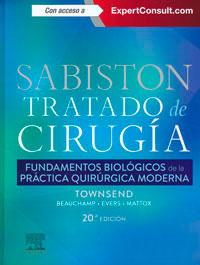 traducción médica de Sabiston. Tratado de Cirugía 20ª