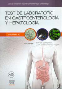 producción editorial del Test de Laboratorio en Gastroenterología y Hepatología