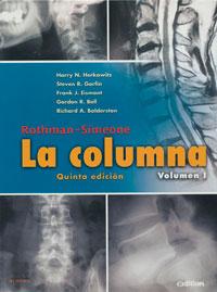 traducción médica de la columna