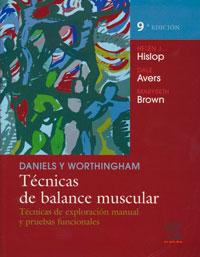 traducción médica de las técnicas de balance muscular