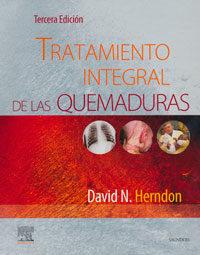 traducción médica del tratamiento integral de las quemaduras